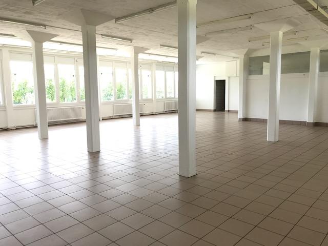 Bureau / Atelier avec WC 180m2, vue Lac
