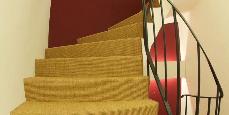 Duplex Vertige - montée escalier 2